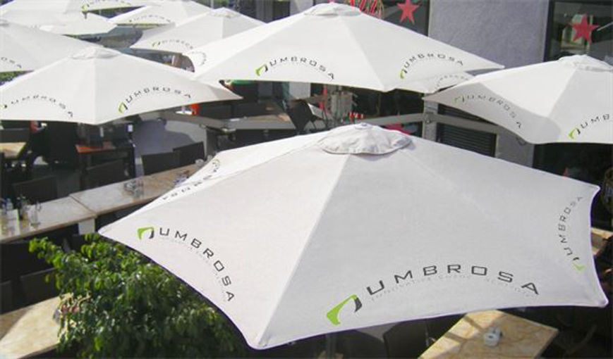 Picture of Umbrosa Branded Umbrellas